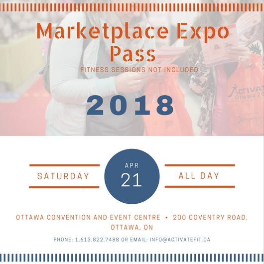 Marketplace Expo Pass